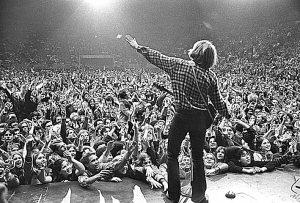 John Fogerty, CCR at Oakland Coliseum Arena, January 1970
